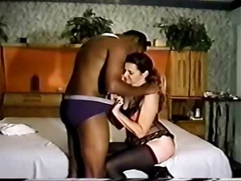 white wife with black lover