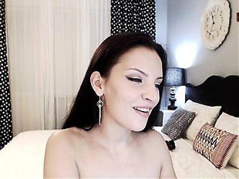 amateur latina with big boobs swallows cum of bbc